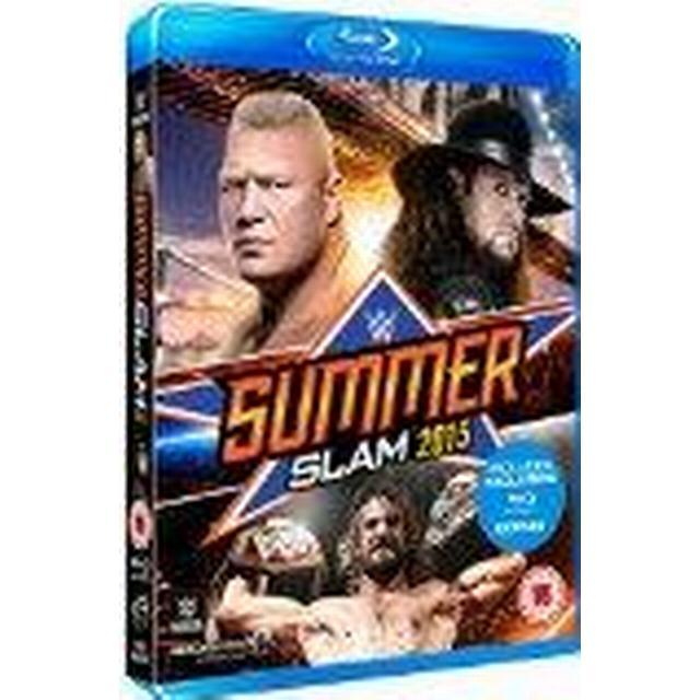 WWE: Summerslam 2015 [Blu-ray]